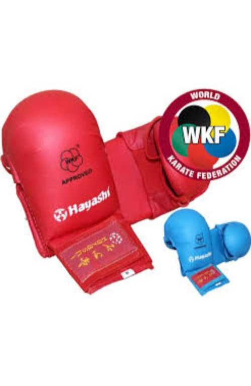 WKF-karate-vuistprotectie